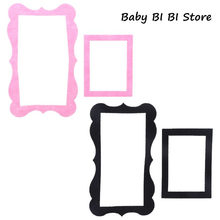Newborn Baby Growth Milestone Celebration Blanket Props Photography Background Cloth Accessories Photo Frame Girls Boys(China)