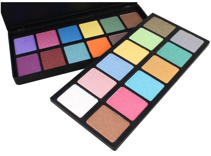 novo 24 cores shimmer da paleta da 04