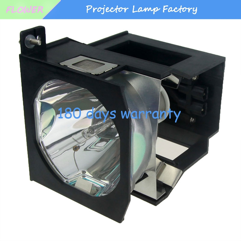 XIM-Flower lamps Free shipping projector lamp ET-LAD7700W for Panasonic PT-D7000/PT-DW7700PT-D7700E/PT-DW7000E with housing xim et lab80 projector bare lamp with housing for panasonic pt lb90ntu pt lb90u pt lb75 pt lb75ntu pt lb75u pt lb78v pt lb80