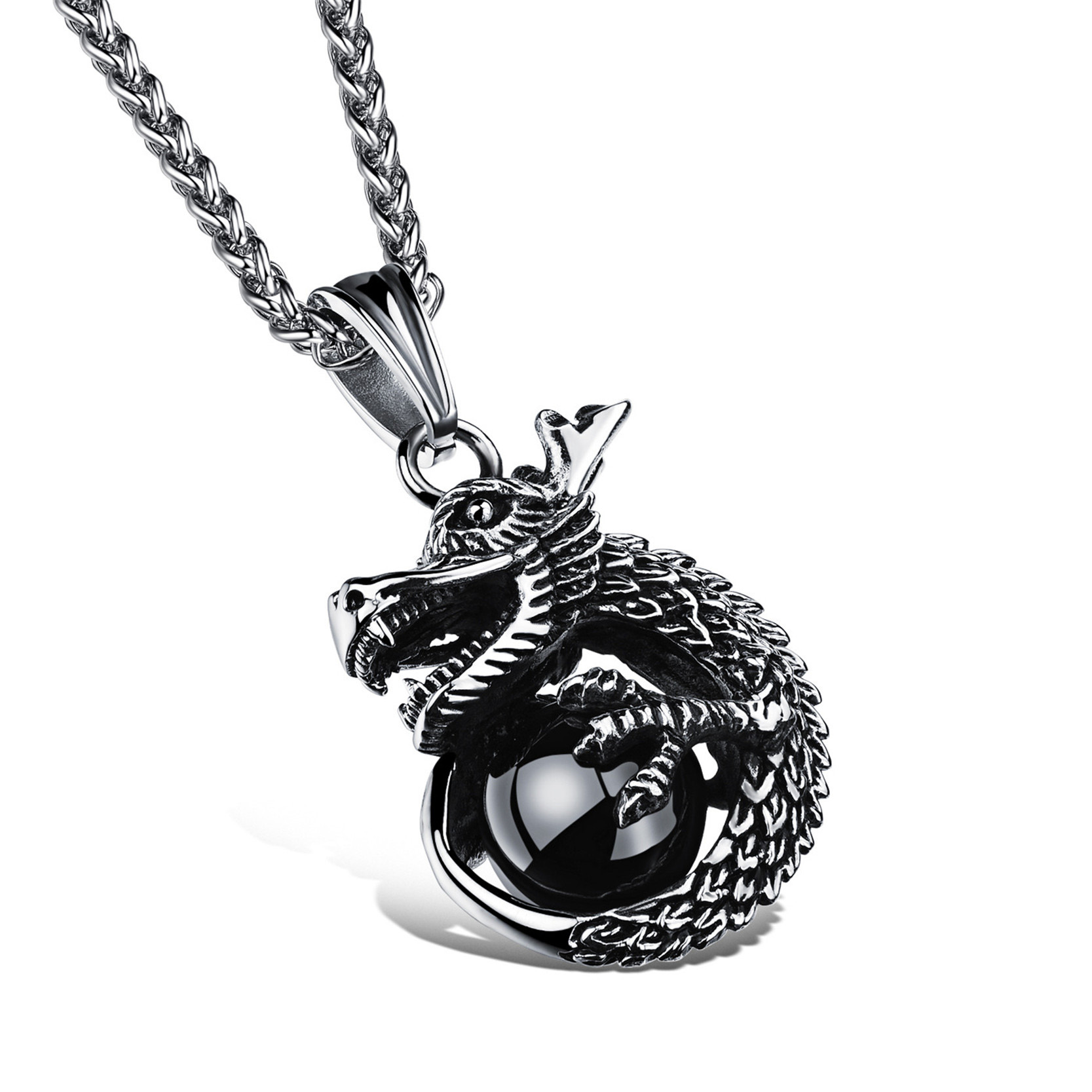 List price us for Stainless steel jewelry necklace