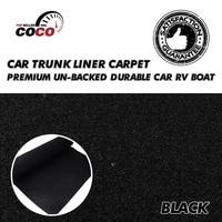 8 X80 20cmx200cm Car RV Boat Underfelt Noise Control Speaker Box Cabinet Covers Carpet Sound Deadener