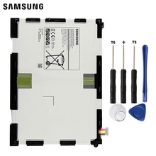 Samsung Original Tablet Battery EB-BT550ABA For Samsung GALAXY Tab A 9.7 T550 T555C P555C P550 Authentic Batteries 6000mAh dhrs 32 a dhws 25 a festo new original authentic authentic