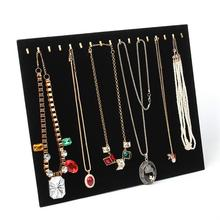 Floor Type Necklace Storage Bracelet Organizer Jewelry Display Rack Home Supplies