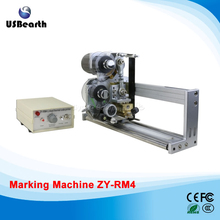 Electric linkage coding machine ZY-RM4 code printer for Date printing