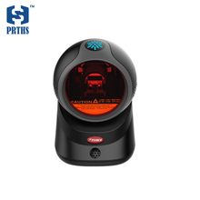 New USB 5 directions laser scanner 20 line reading all 1D standard barcodes 1400 scans per second bar code reader for retail