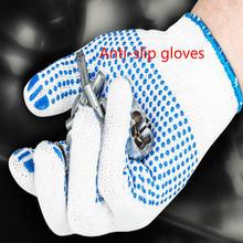 Противоскользящие перчатки для ремонта автомобиля 5 пара/лот