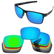 PapaViva โพลีคาร์บอเนตเลนส์เปลี่ยนเลนส์สำหรับแท้ Holbrook แว่นตากันแดดโลหะ OO4123 ตัวเลือกหลาย