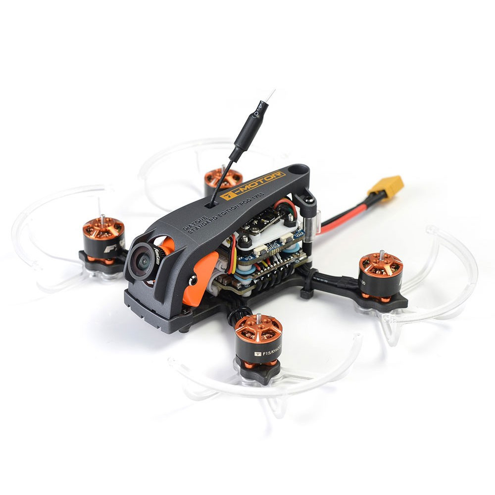 T MOTOR TM 2419/TM 2419 +/TM 3419 HD MINI drone für FPV anfänger und luft fotografie innen-in Teile & Zubehör aus Spielzeug und Hobbys bei  Gruppe 2