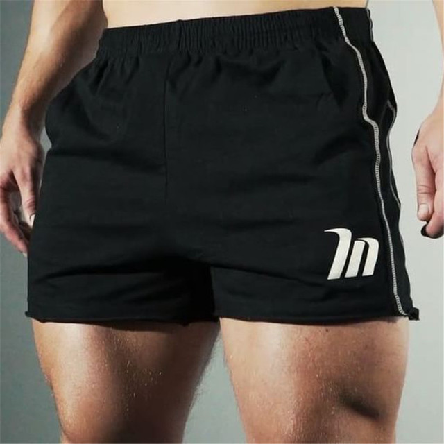 Camouflage Shorts low waist men casual Trunks  4
