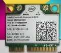 Nova WiFi + Bluetooth 4.0 para Dual-band Intel Centrino Advanced N-6235 6235 622ANHMW Metade MINI Sem Fio cartão de SPS 670292-001