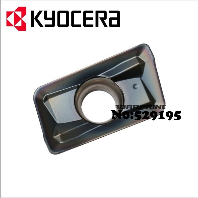 Kyocera APMT1135PDER-KZ APMT1604PDER-KZ PG025 Carbide Tip Lathe Insert Boring Bar Machine Milling Insert APMT1135 Lathe Cutter