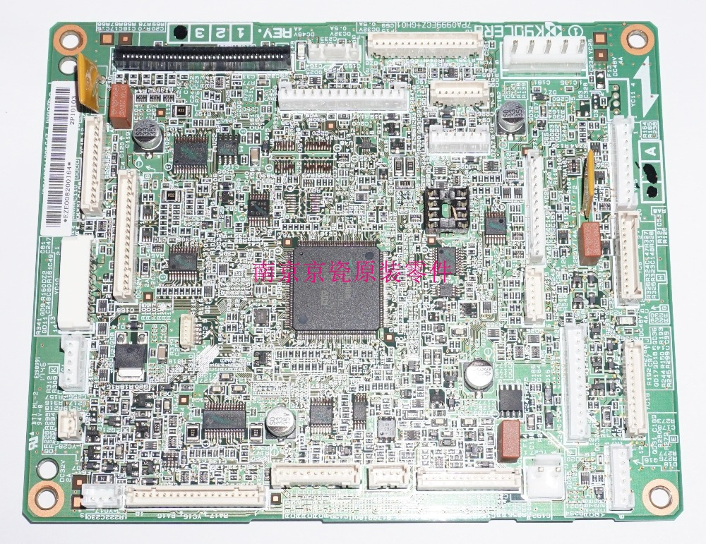 New Original Kyocera 302P194170 PWB ENGINE ASSY for:M4125idn M4132idn new original kyocera 302kk94020 pwb panel assy for ta180 220