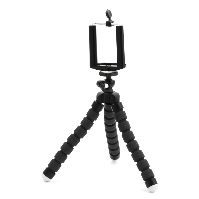 Image 3 - Flexible Tripod Stand Gorilla Mount Monopod Holder Octopus For GoPro Camera hyq-in Tripods from Consumer Electronics