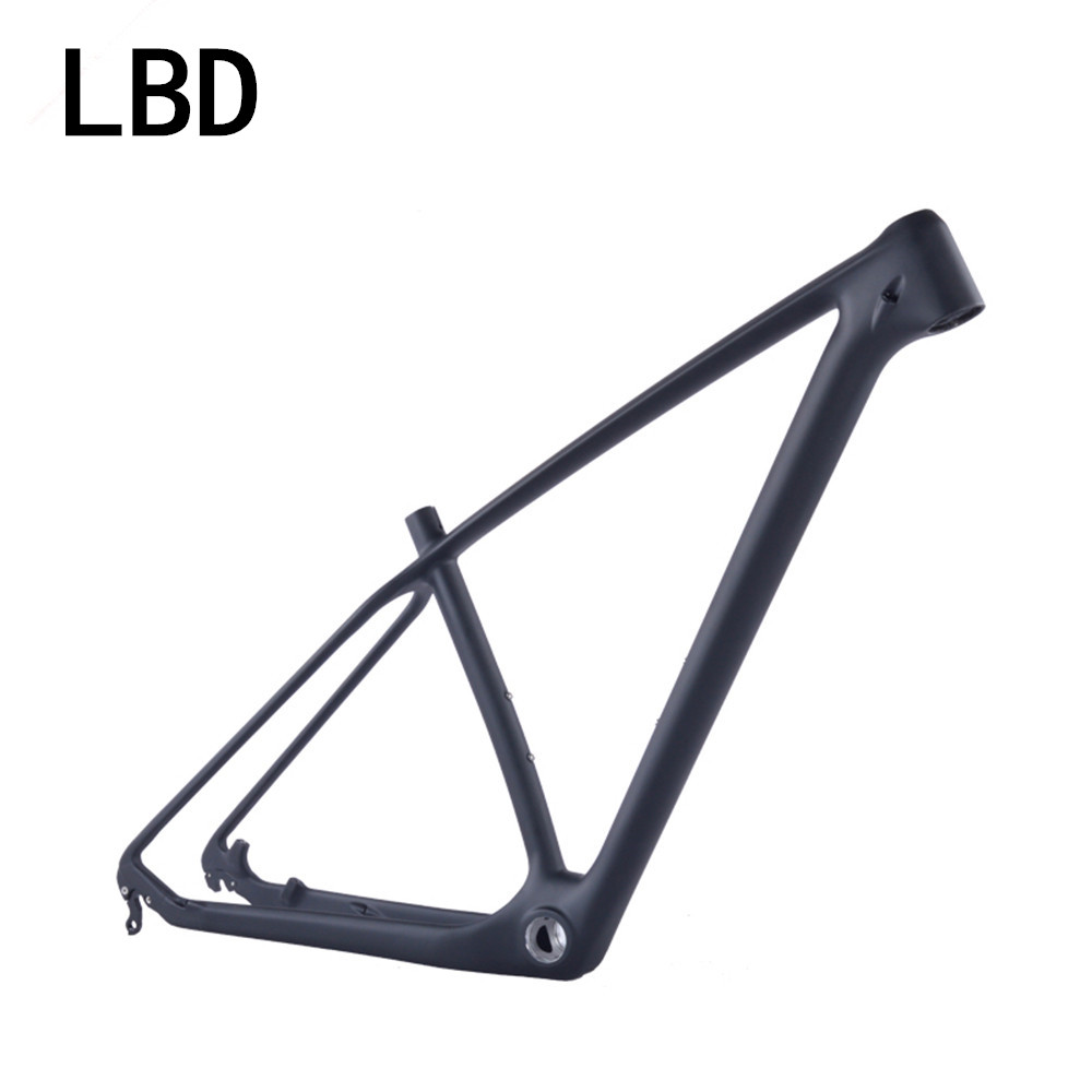 2017 carbon MTB frame 27.5er/29 Mountain bicycle frameset 142*12mm thru AXle frame UD carbon mountain bike frame 650B/29ER 2017 flat mount disc carbon road frames carbon frameset bb86 bsa frame thru axle front and rear dual purpose carbon frame