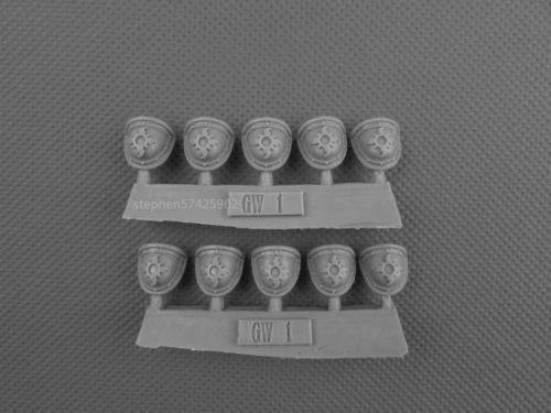 Thousand Sons Mk II Shoulder Pads