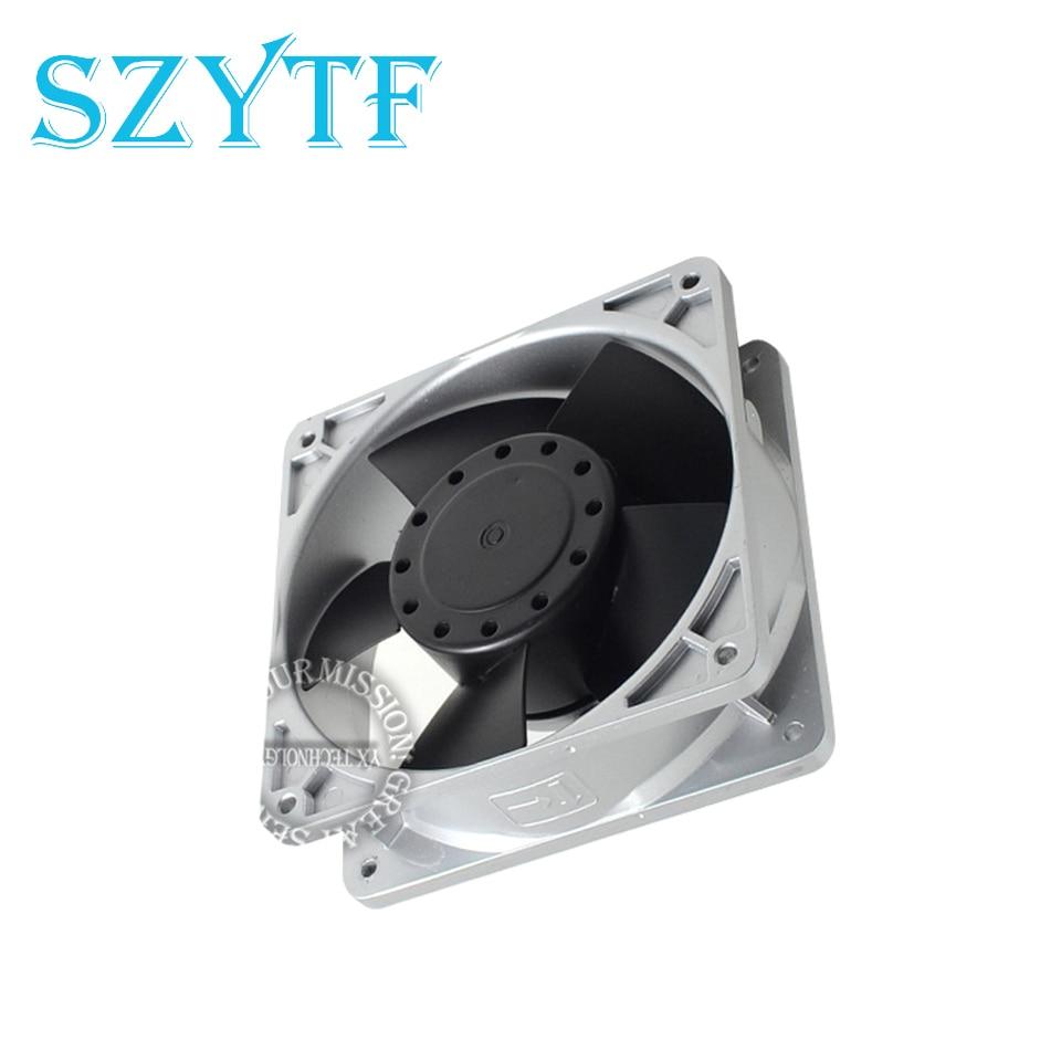 SZYTF  New and Original US12D23 12038 230V 16 / 15W aluminum machine cooling  120*120*38mm delta 12038 12v cooling fan afb1212ehe afb1212he afb1212hhe afb1212le afb1212she afb1212vhe afb1212me