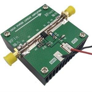 Image 2 - Lusya RF2126 2.4GHZ פס רחב RF כוח מגבר 400 M 2700 MHZ 1W עבור WIFI Bluetooth רדיו חם מגבר G2 004