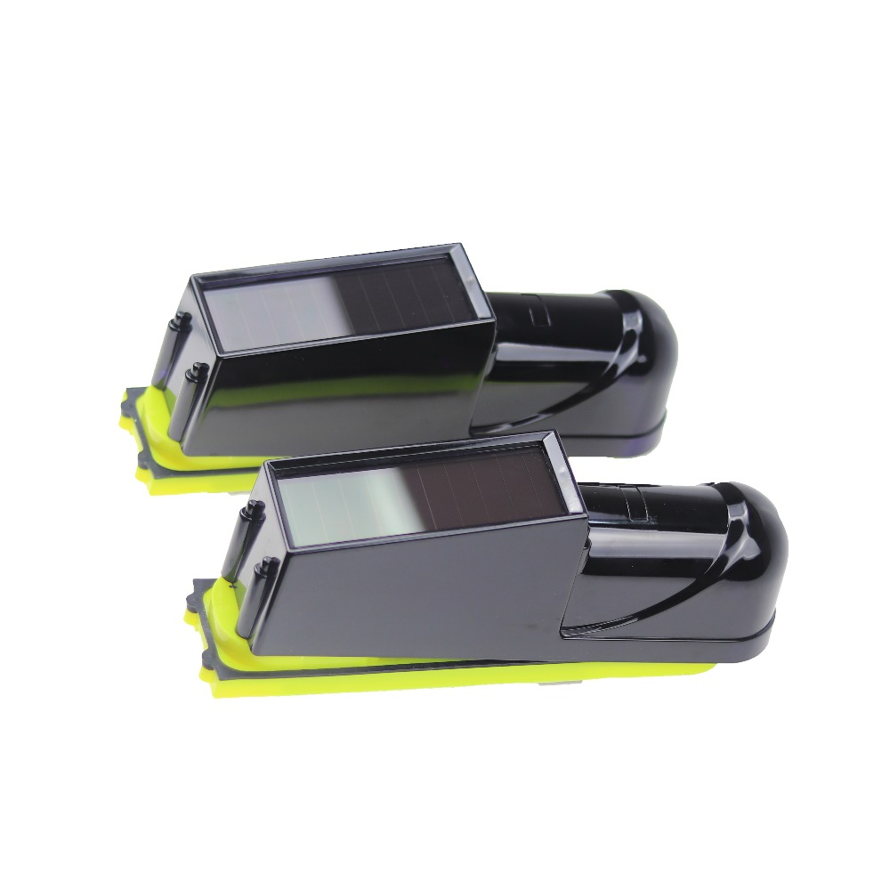 Auto Einfahrt Alarm Wireless Dual Lichtschranke Solar Power Outdoor - Schutz und Sicherheit - Foto 5