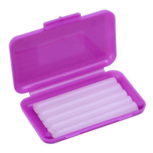 10 Pcs/Set Dental Orthodontics Wax Ortho Wax Mix Scent for Braces Bracket Gum Irritation Teeth Whitening Oral Hygiene Tool