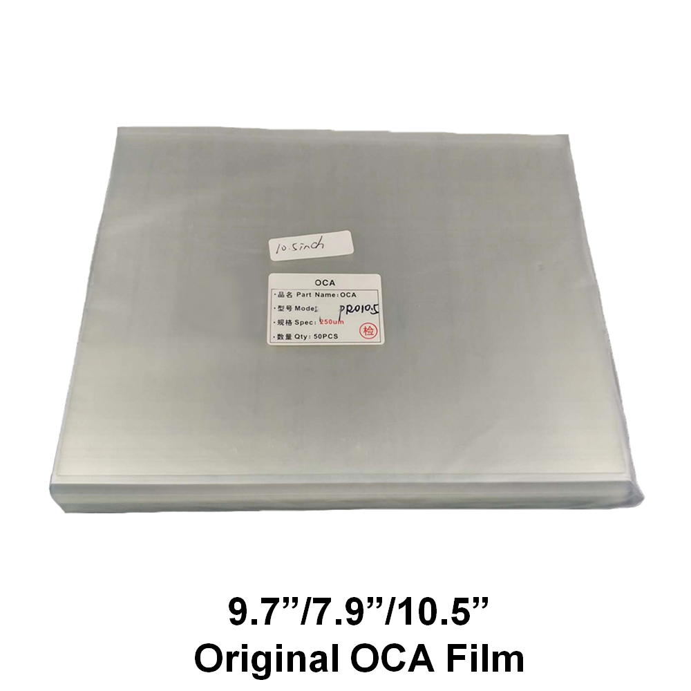 OEM 250um OCA Optical Clear Adhesive For IPad Pro Mini4 Double Side Sticker Glue Film Refurbish