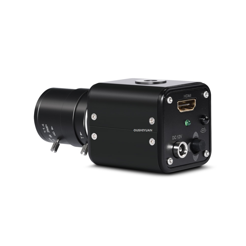 HD 1080P Lens 2 8 12mm Industry Video Live 2 0 MP HDMI Video Output Camera