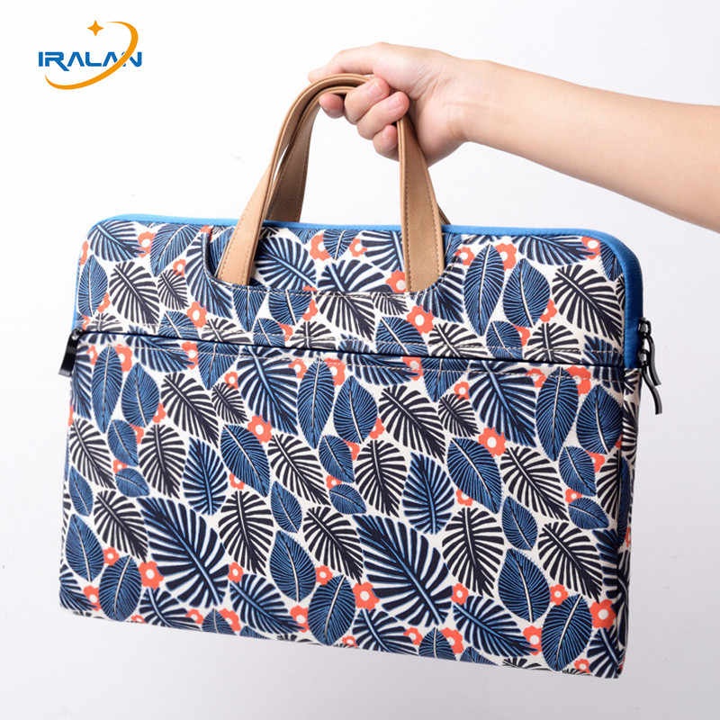 14 15.6 inch Laptop Bag Men Women Laptop Bag canvas portable Sleeve Case For Macbook Air 13.3 Bags Case for Macbook Pro 13 15