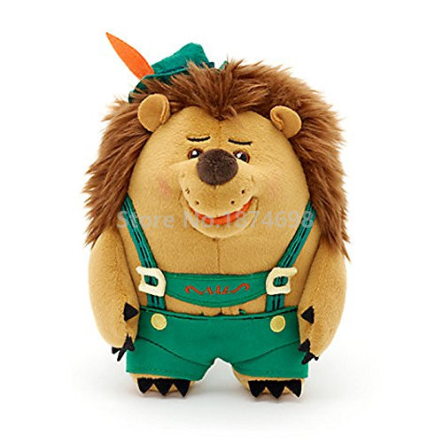 New Toy Story Mr Pricklepants Hedgehog MIni Plush Toy Doll 18cm Cute Stuffed Animals Kids Toys For Baby Children Gifts toy story bunny toys