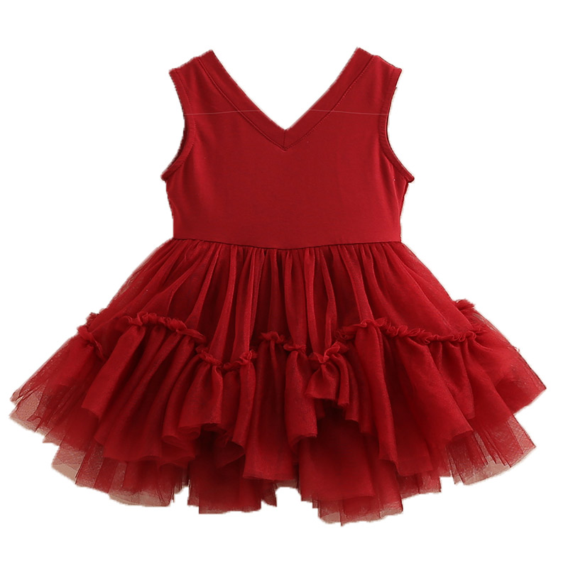 Baby Girls Ball Gown Dresses Child Kid Girl V-Neck Collar Party Dress Childrens Tutu Dresses ClothingBaby Girls Ball Gown Dresses Child Kid Girl V-Neck Collar Party Dress Childrens Tutu Dresses Clothing