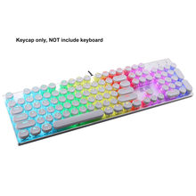 De moda de alta qualityTranslucent doble ABS 104 teclas retroiluminada para Cherry teclado MX interruptor # ZS(China)