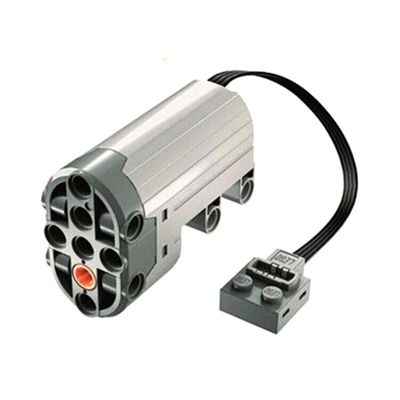 1PC Steering Motor  Power Functions Servo Motor 88004 Steering Motor Steering Servo Motor For Lego Technic