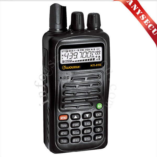 Buon prezzo KG-816 430-470 MHz two way radio dual band wouxun KG-816 IP55 Impermeabile ricetrasmettitoreBuon prezzo KG-816 430-470 MHz two way radio dual band wouxun KG-816 IP55 Impermeabile ricetrasmettitore