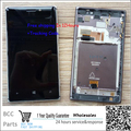 Best Quality!! Original New For Nokia lumia 925 n925 Touch screen  Digitizer +LCD display with frame Test Ok +tracking number