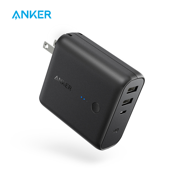 Anker PowerCore Fusion 5000 2-in-1 Portable Power Bank and Wall Charger be78e1ff37
