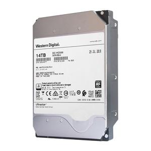 Western Digital 14TB Ultrastar DC HC530 SATA HDD - 7200 RPM Class SATA 6Gb/s 512MB Cache 3.5