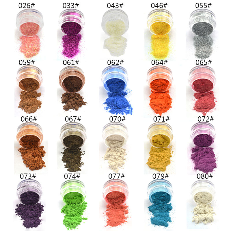 1 Pcs eyeshadow Eyes makeup 20 Color Eye shadow naked Make up palette matt eyeshadow palette makeup Glitter Pigment4
