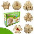 Adult children's intelligence wooden toys leisure BT11 Ming lock Toys Liu Jiantao combination of intelligence