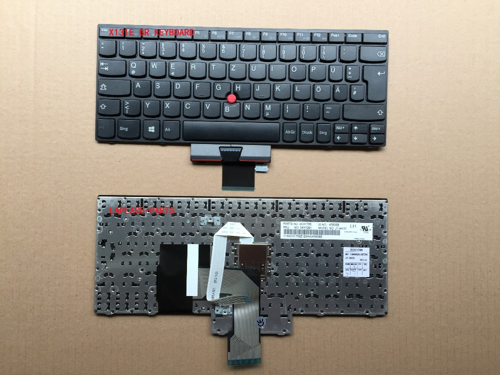 New For Lenovo Thinkpad  S531 S540 Keyboard French Clavier Backlit No Frame