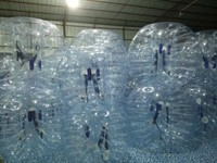 FREE Shipping Football Game inflatable bumper ball Inflatable Human Hamster Ball 1.5 M Outside Toy Balls