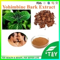Supply Yohimbine Hcl Powder Yohimbe Bark Extract