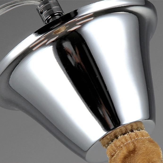 Απλή Ιαπωνία στυλ ξύλινο φωτιστικό - Εσωτερικός φωτισμός - Φωτογραφία 6
