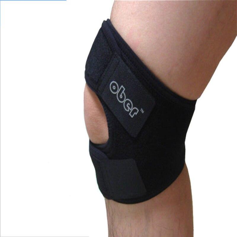 new Knee Pain Brace Support Patellar Knee Orthosis Pads Health Care Loose Prevent Sprained Orthopedic Walker Posture Corrector