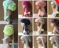 2016 Nueva llegada mujeres del cordón cap hijab musulmán underscarf
