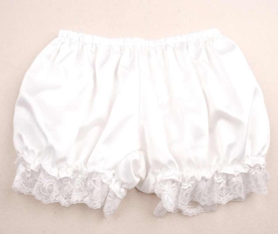 Sexy kobiety bezpieczeństwa koronkowe szorty sprawiają, że rajstopy dużych rozmiarach pod spodnie szorty