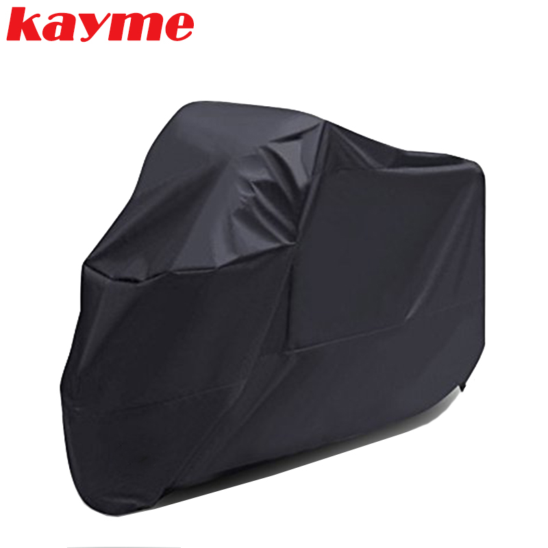 Kayme Motorcycle Cover Waterproof Outdoor Indoor XXL Motorbike Cruisers Street Sport Bikes Cover UV Protective Rain Cover cover coa2 11
