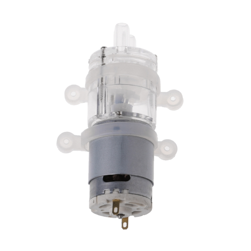 385 6V-12V High Temperature Resistance 100 Degrees Celsius Mini Micro Water Pump