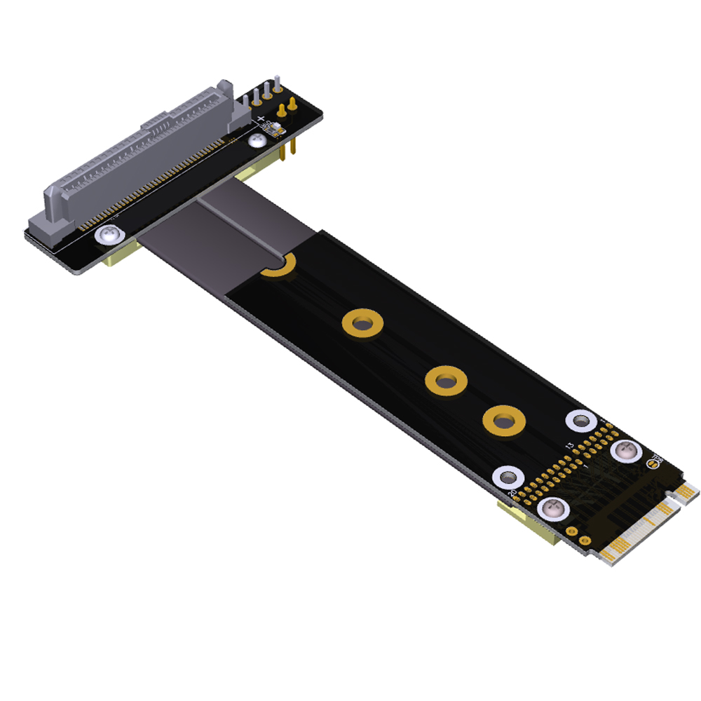 U2 interface SFF 8639 U 2 to M 2 NVMe NGFF Key M key M M2