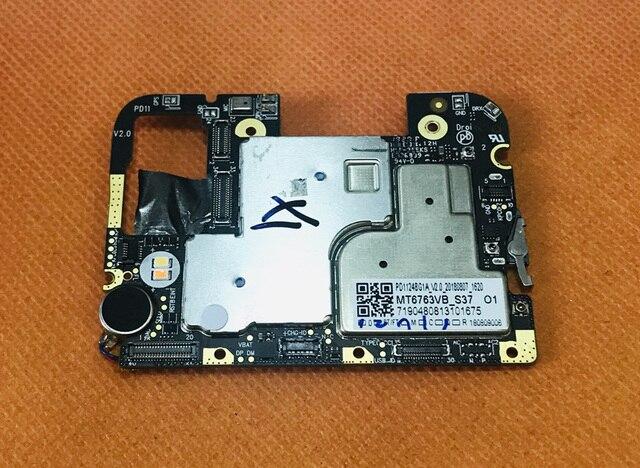 使用オリジナルマザーボード 4 グラム RAM + 32 グラム ROM のマザーボード Umidigi 1 エリオ P23 オクタコア送料無料