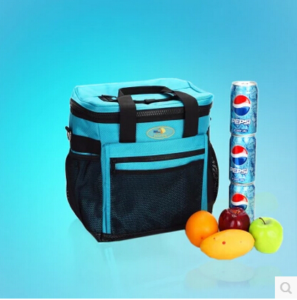 30*25*30cmcm 16L Breast preservation Food delivery bag for pizza or cake or juice hot style delivery bag