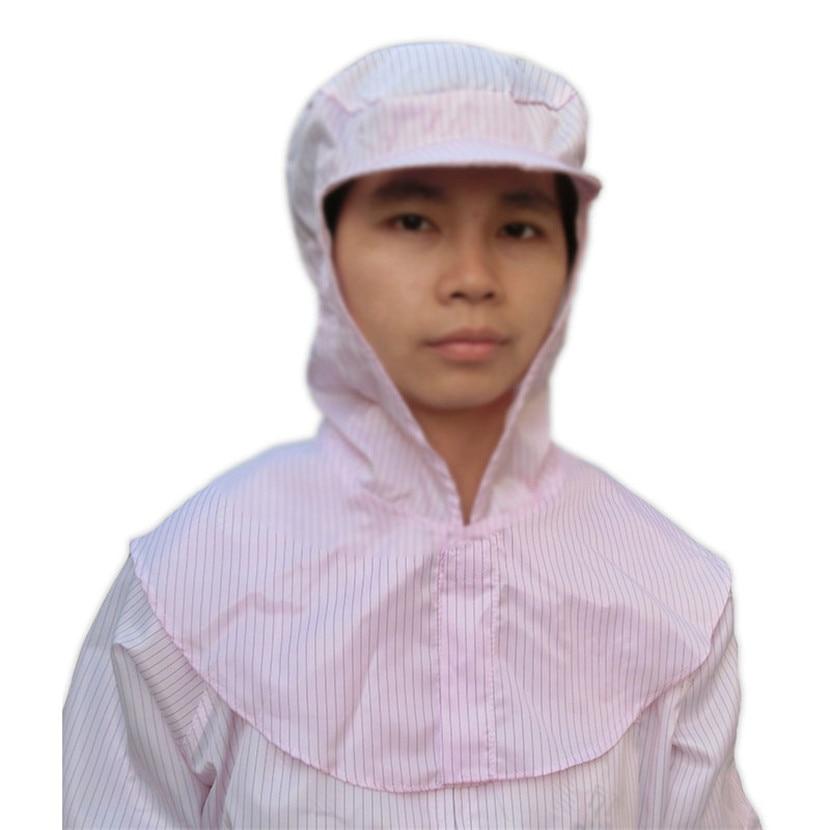 Anti estática proteção poeira tampa da cabeça pintura eletrônica - Segurança e proteção - Foto 3