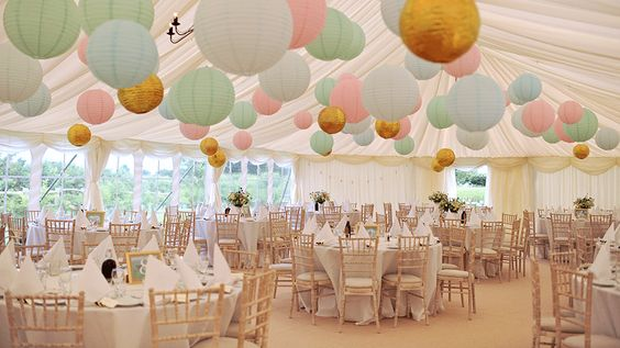 10pcs 10cm/4\'\' Chinese Paper Lanterns for Wedding Party ...